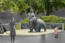 Wojtek the soldier bear remembered