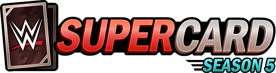 WWE® SuperCard – Season 5: WWESC S5 Logo Horizontal