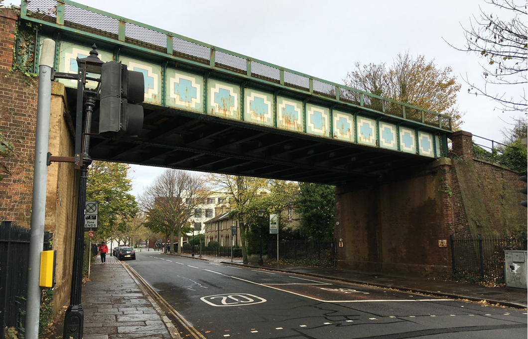 £2.7 million new railway bridge in Portsmouth to improve reliability for train passengers: Burnaby Road bridge