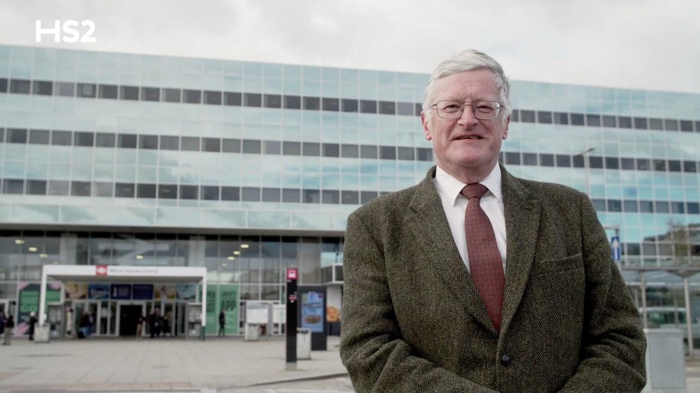 Why does Milton Keynes need HS2?: William Barter (Credit - HS2 Ltd)