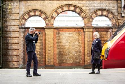 Avanti West Coast Crewe Photography 2