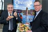 Orkney crab bid: Orkney Crab Bid