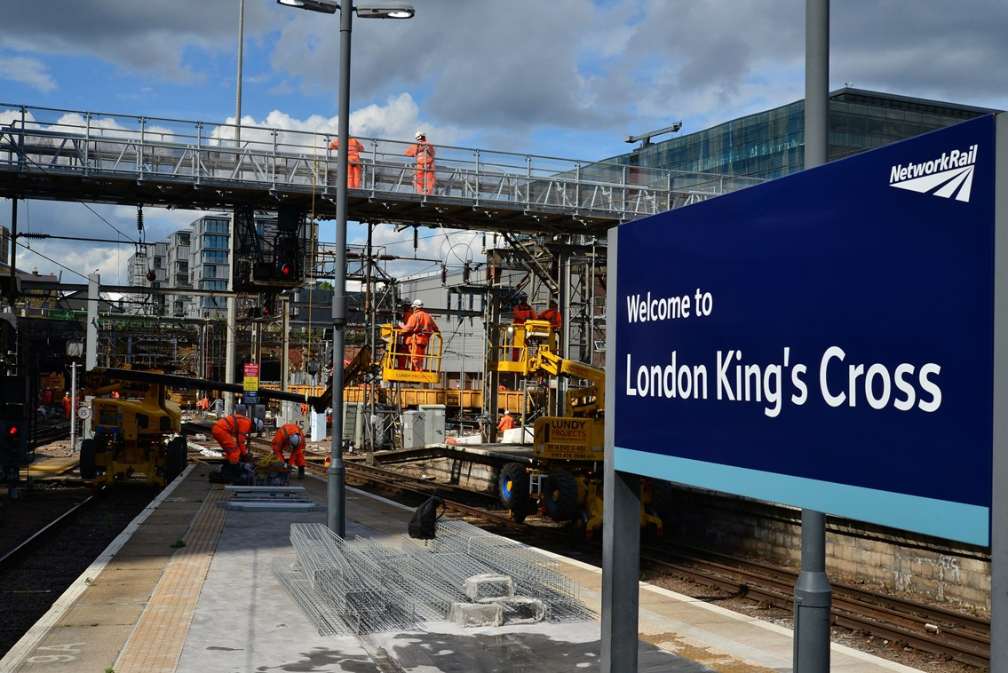 More reliable services on the way for passengers on the East Coast Main Line linking London and Edinburgh: More reliable services on the way for passengers on the East Coast Main Line linking London and Edinburgh