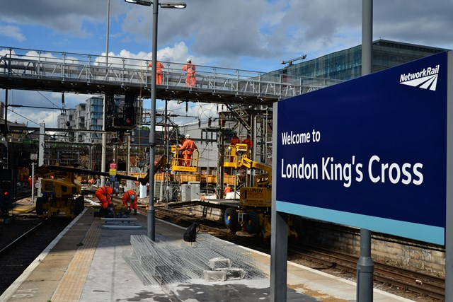 More reliable services on the way for passengers on the East Coast Main Line linking London and Edinburgh
