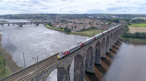 Network Rail completes two key milestones ahead of new InterCity Express services