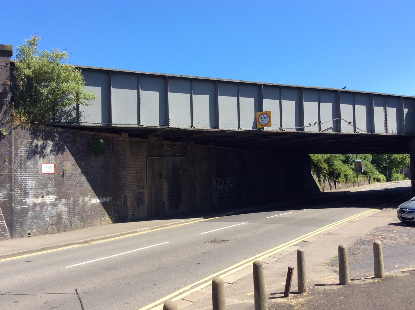 Residents invited to find out more about bridge renewal project in Newport: Caerleon Road Bridge, Newport