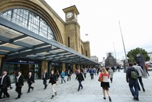 Launch of King's Cross Square