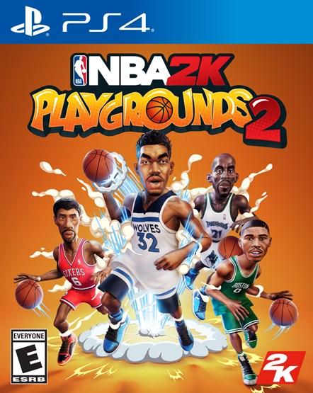 NBA2K PG2 PS4 FOB (ESRB)