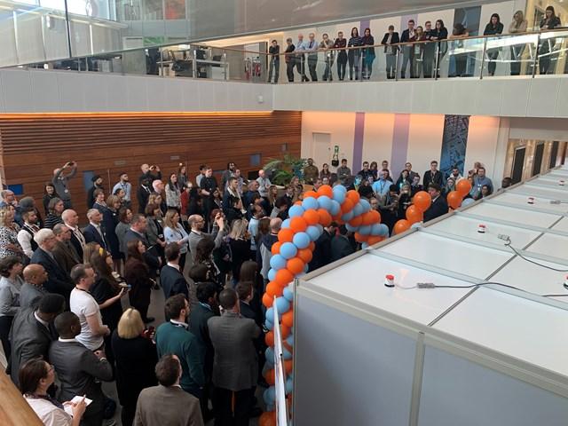 Network Rail open new dedicated STEM Lab facility in Milton Keynes (14/02/20)