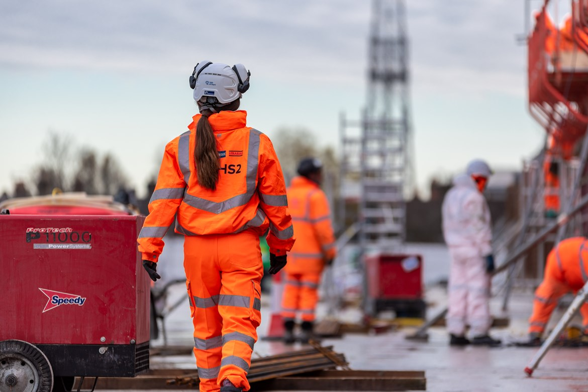 Newjobsboardshowcases opportunities to work on HS2: Search for a new career with our contractors