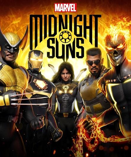 Marvel s Midnight Suns - Key Art Vertical s