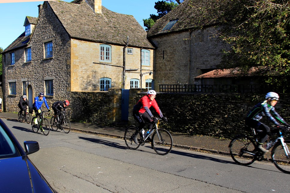 Survey seeks favourite ways to exercise in the Cotswolds: Cycling