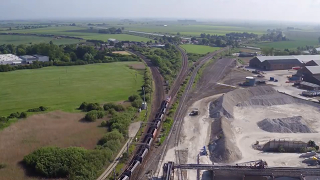 Autumn public consultation opens for Ely rail capacity increase.: Ely north junction