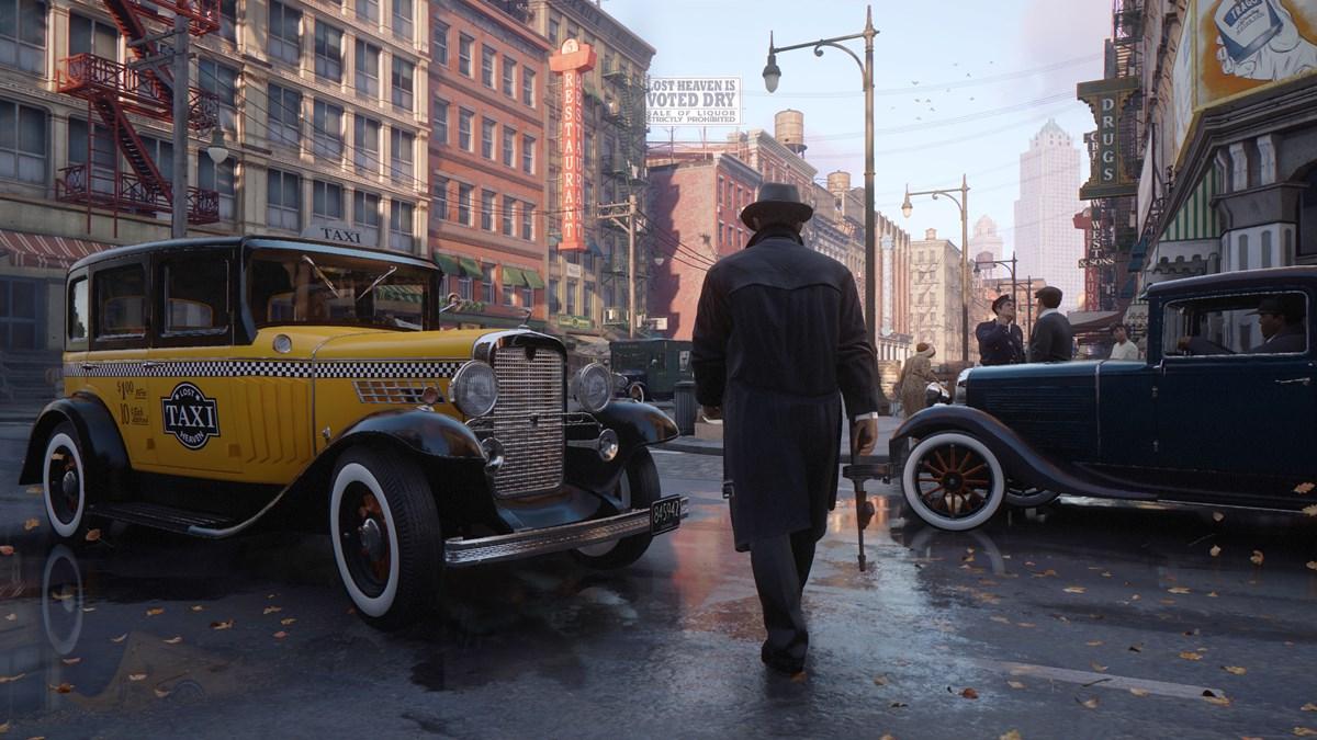 Mafia Announce Screenshot Little Italy