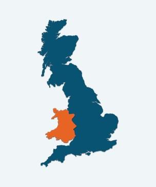 Wales: region-wales