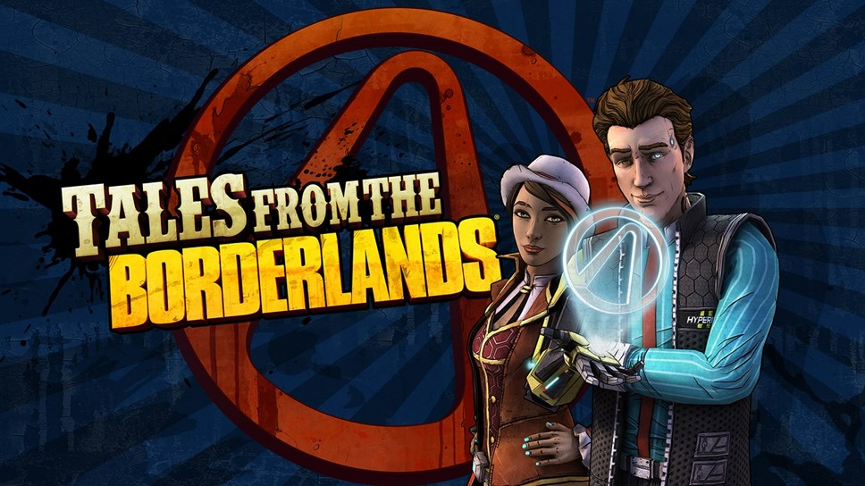 Tales from the Borderlands - Key Art