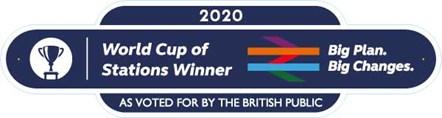 WCOS winners plaque 2020