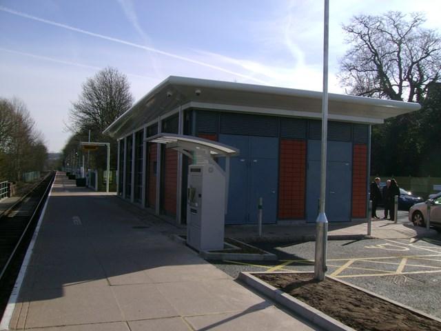 Uckfield Station 1