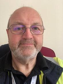 Tony Short - GEO IEC Engineer
