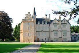 Brodie Castle talk