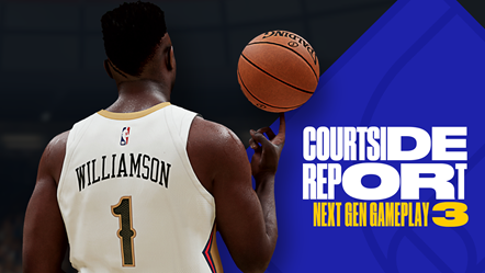 NBA 2K21 Courtside Report 3