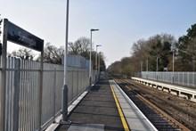 Sunningdale station - 2