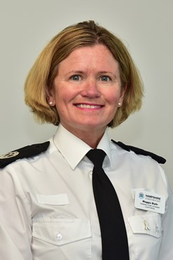 Police chief appointed to tackle violence against women and girls: Deputy Chief Constable Maggie Blyth