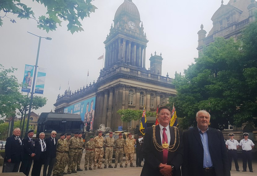 Leeds Armed Forces Day 2016 set to hit the heights later this month: af3.jpg