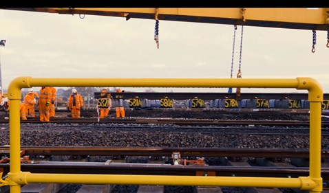 Network Rail successfully completes Christmas improvements on the Midland Main Line 2
