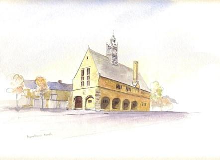 moreton town council