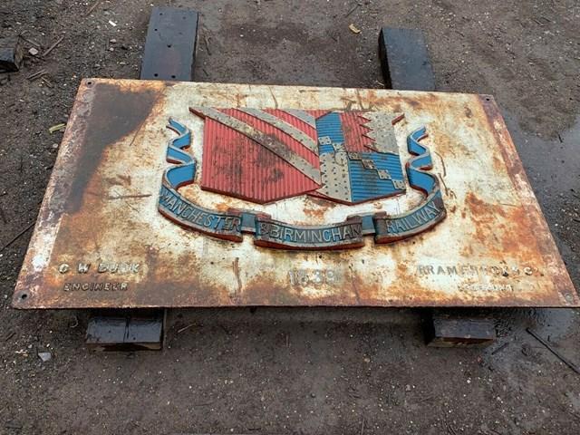 Manchester & Birmingham Railway plaque-2