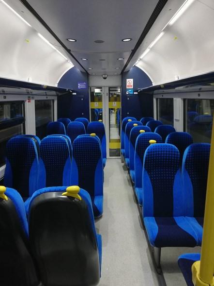 Class 333 internal 1