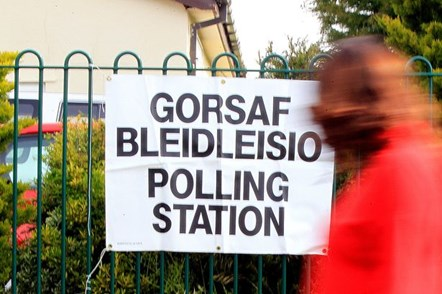 New law to make it easier for more people in Wales to stand to be local councillors: Polling Station
