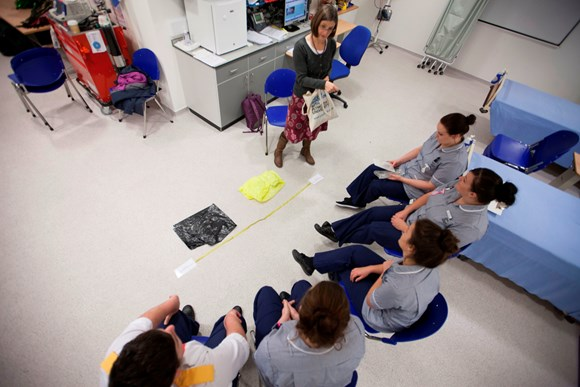 University of Plymouth wins Guardian University Award for sustainability project in nursing: Nursing sustainability 2