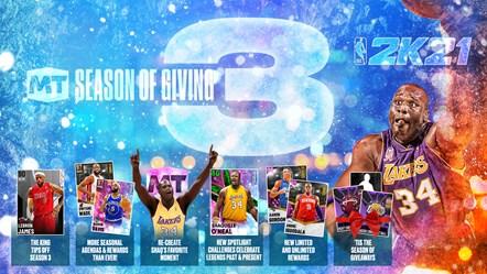 NBA 2K21 MyTEAM Season 3 Infograph 1920x1080