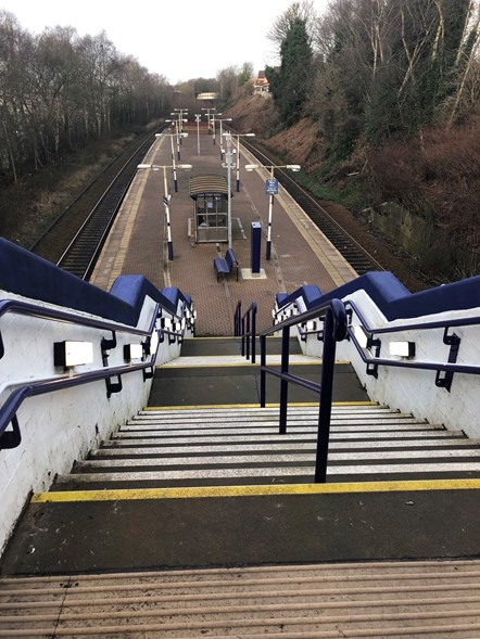 Northern and Network Rail transform one of network's 'worst stations': Moorside 3