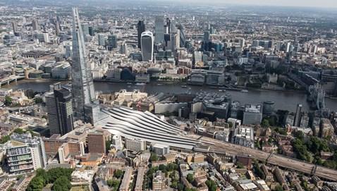 aerial - London Bridge (1)