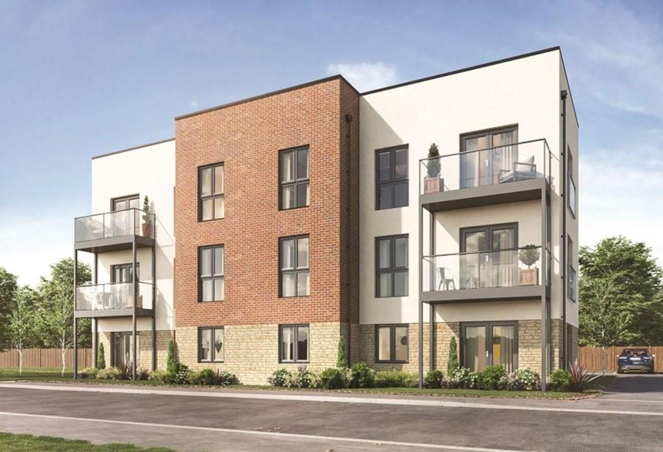 Council backs scheme to develop more affordable homes: Crest Nicholson representative house-2