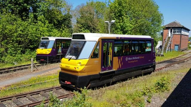 Britain's shortest branch line gets superfast upgrade: Stourbridge shuttle