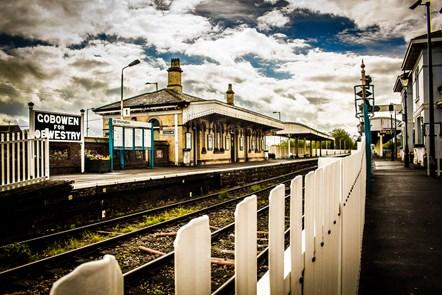 Gobowen station