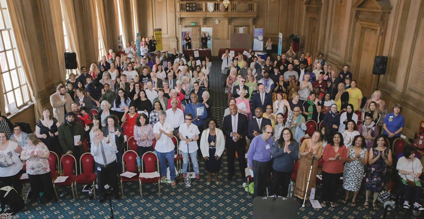 Lord Mayor leads celebration of small groups and charities in Leeds: lordmayorandtso039s-120174.jpg