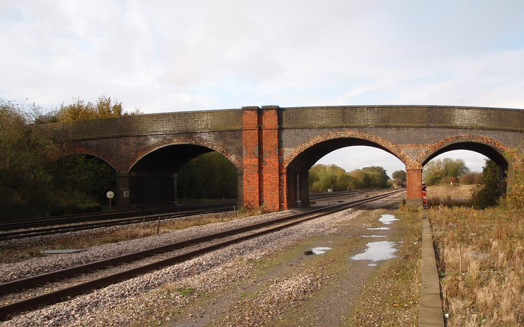 Network Rail bridge improvements move a step closer for Burton Latimer: Finedon Station Road bridge, Burton Latimer