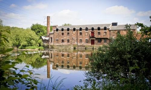 Thwaite at 30: Thwaite Watermill today