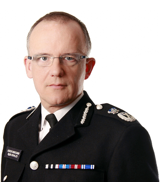 Police update as the UK threat level reduces to Severe: mark rowley
