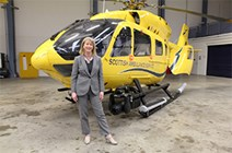 New Air Ambulance Helicopters will Enhance Patient Care