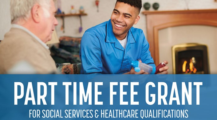 Part time fee grant (image)