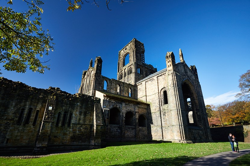 Abbey days as historic ruins are named among Yorkshire's top attractions: lmg-kirkstallabbey-oct201736.jpg