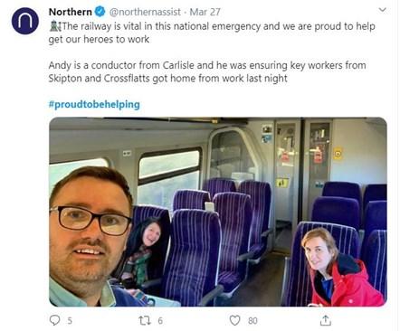 Andy #proudtobehelping