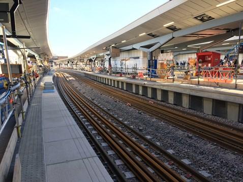 New platforms London Bridge