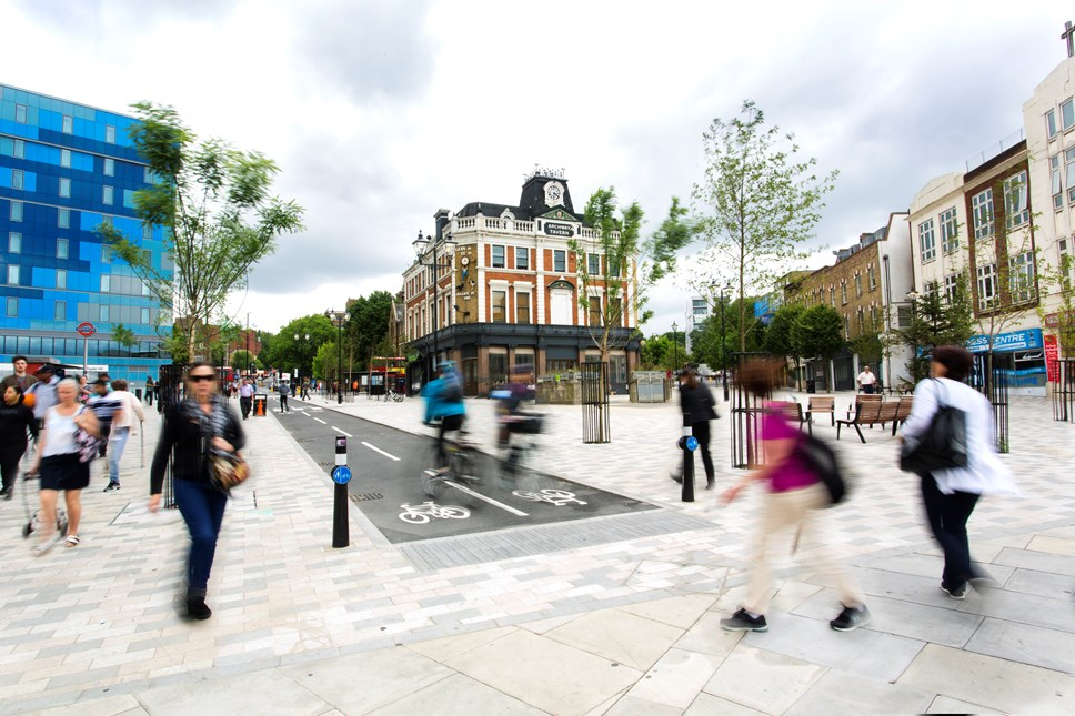 Have your say on bold new vision for transport in Islington: Draft Islington Transport Strategy - Front cover image